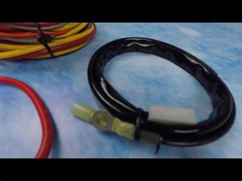 Electric Fan Kit With Temp Sensor For Spal Fans
