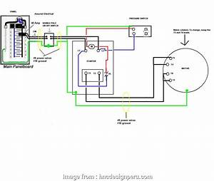 18 Simple Electrical Wiring Diagram Of  Compressor