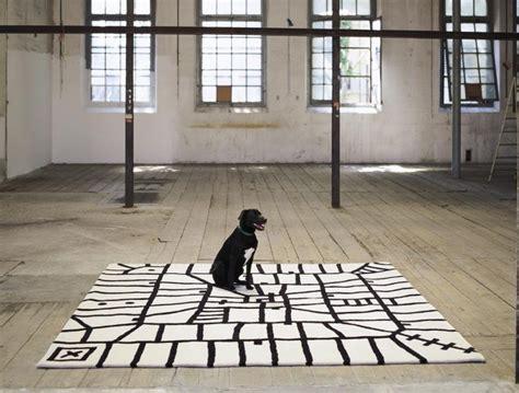 tapis laine moderne invitez les couleurs  le style
