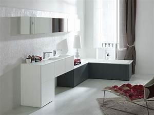 Modele Salle De Bain Carrelage : nouveau carrelage de salle de bains nouvelle d co ~ Premium-room.com Idées de Décoration