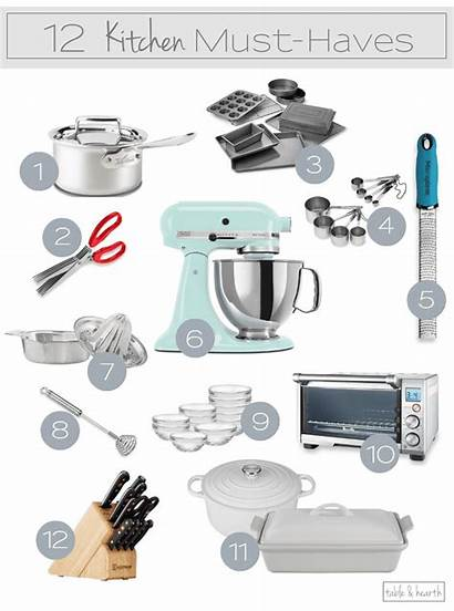 Kitchen Must Haves Items Tools Gadgets Cooking