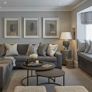 couleur peinture salon conseils et 90 photos pour vous With superior couleur peinture taupe clair 6 chambre couleur orange et gris design de maison