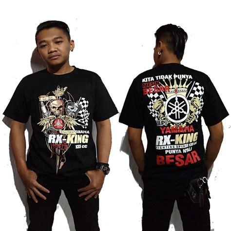 Kaos King jual kaos rx king rx003 di lapak cadel custom bandung