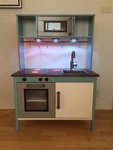 Ikea Duktig Rückwand : 13 best images about ikea speelkeuken make over on pinterest ikea play kitchen vintage style ~ Frokenaadalensverden.com Haus und Dekorationen