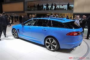 Jaguar Rs : jaguar xfr s sportbrake snelle smurf met veel bergruimte ~ Gottalentnigeria.com Avis de Voitures