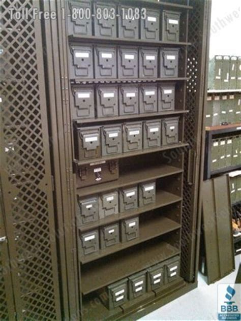ammo storage cabinet weapon cabinets gsa armory storage racks photos