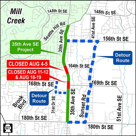 snohomish county fully close avenue se august