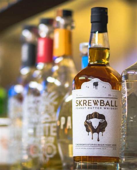 skrewball peanut butter whiskey  terrible