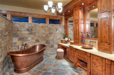 Rustic Bathroom Designs Pictures by 50 Enchanting Ideas For The Relaxed Rustic Bathroom