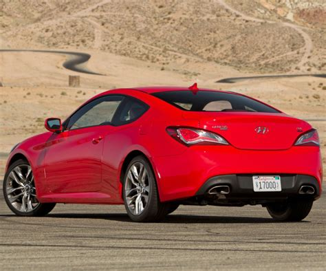 2017 Hyundai Genesis Coupe Price, Release Date, Specs And