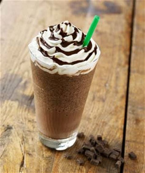 Double Chocolaty Chip Crème Frappuccino® Blended Crème   Starbucks Coffee Company