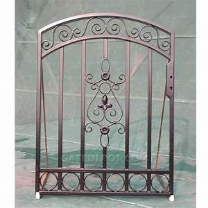 Wrought Iron Garden Gates For Sale Qcvqxp decorating clear
