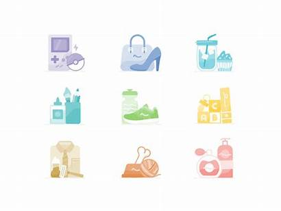 Category Icons Icon Ryan Weaver Vector Inspiration