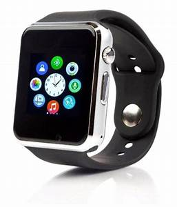 RJD a1 Smart Watches Black - Wearable & Smartwatches ...