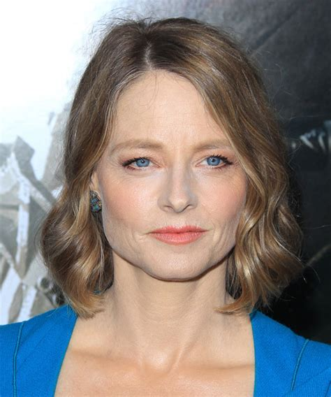 Jodie Foster Hairstyles for 2018   Celebrity Hairstyles by