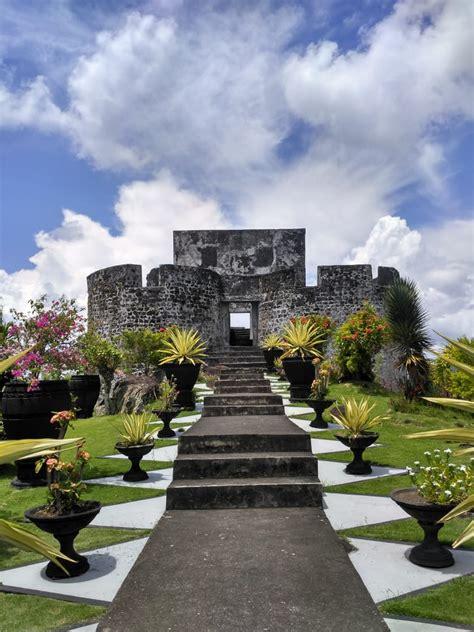 liburan  pulau ternate kunjungi  tempat wisata