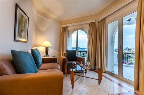 hotel spa chambre chambre deluxe marina smir hotel and spa
