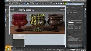 3ds max 2016 MDL Material Mental Ray VS Iray - YouTube