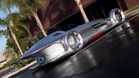 Mercedes Benz Silver Arrow Concept 4k Wallpaper