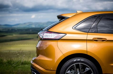 ford edge  tdci  sport review review autocar