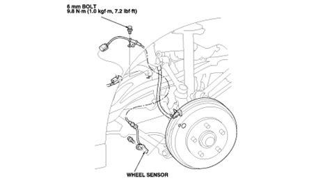 repair anti lock braking 2001 acura nsx head up display repair guides anti lock brake system abs wheel speed sensors autozone com