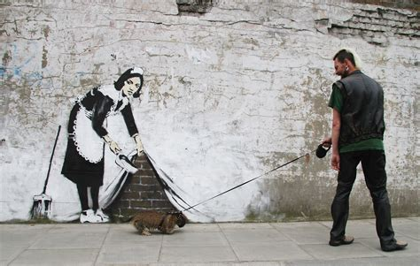 Banksy Facts: Things To Know About The Street Artist As DJ ...