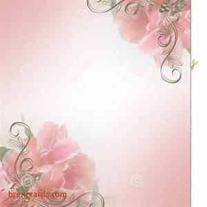 Blank wedding invitation card designs unique wedding ideas for Blank wedding invitation templates vector