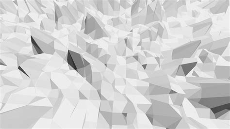 Abstract Background Images Black And White by Abstract Black And White Low Poly Waving 3d Surface As