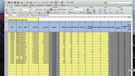sales agents isa real estate tracking sheets youtube
