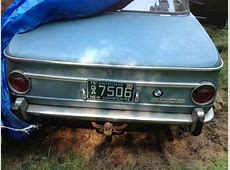 Find used 1968 BMW 2002 Early Edition For Restoration