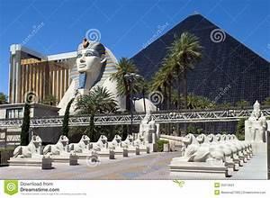 Las Vegas, Nevada Luxor Hotel And Casino Editorial Photo Image: 25314621