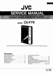 Jvc Cxf7k