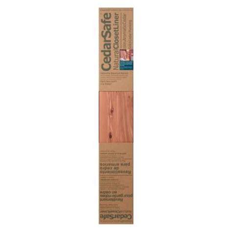 Cedar Closet Liners by Cedarsafe Aromatic Cedar Closet Liner Planks Fl60