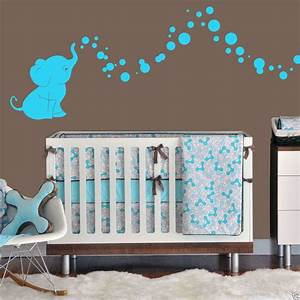 Wall decor ideas for baby boy nursery home design