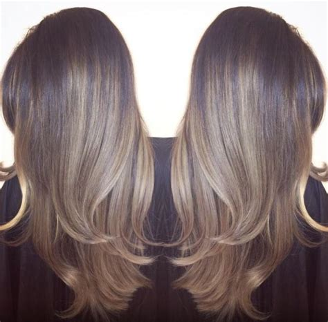 Cool Hair Tones by Gorgeous Cool Toned Balayage Stylist Nicky Lazou Hairs