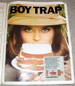 """Vintage Wonder Bread """"Boy Trap"""" Ads - Sociological Images"""