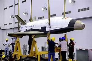 India's mini space shuttle successfully blasts off on test ...