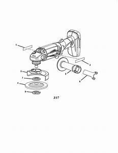 Looking For Craftsman Model Fs2601b Angle Grinder Repair