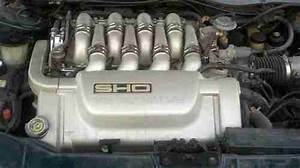 Buy Used 1997 Ford Taurus Sho 3 4l V8 Runs  Drives  Stops