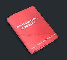graduation booklet images booklet graduation