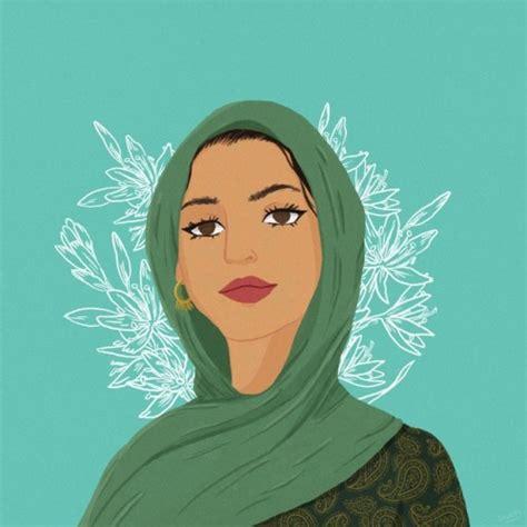 Hijab Drawing Tumblr