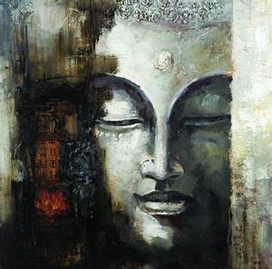 buddha paintings by indian artists - Google Search ...