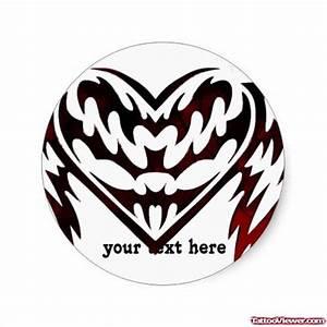 Vampire Tribal Gothic Tattoo Design | Tattoo Viewer.com
