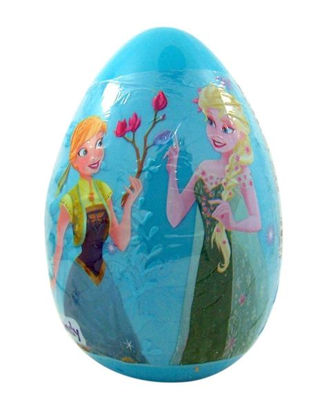 disney frozen giant easter egg assorted candy mix  oz