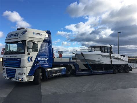 Kennedy Boat Transport by Haulage Contractor Boat Transport Kennedy Haulage Haulier