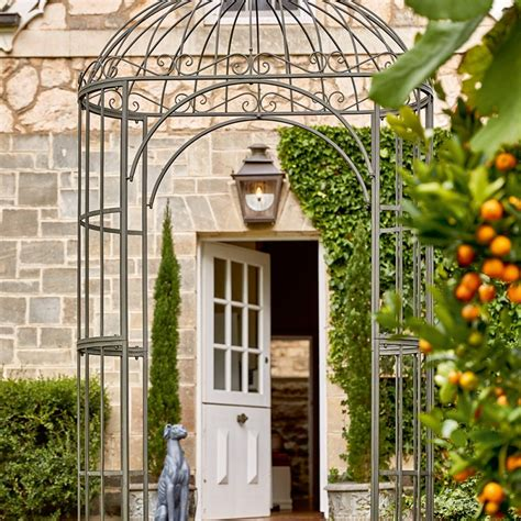 Garden Arch Costco by Arlette Garden Arch Antique Grey Arches Gazebos