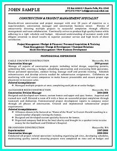 Example For Resume Skills Construction Worker Resume Example To Get You Noticed