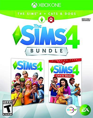 sims   cats dogs bundle release date xbox