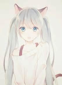 Cute Anime Girl Drawing Tumblr