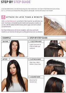 How To Use Your Clip In Extensions